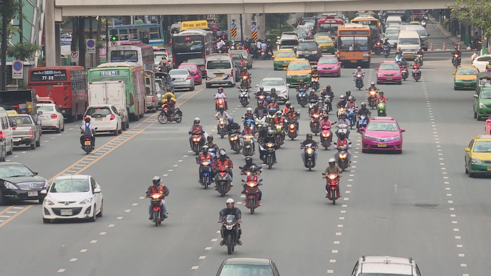 【環球薈報】泰國每年逾二萬人死於交通意外