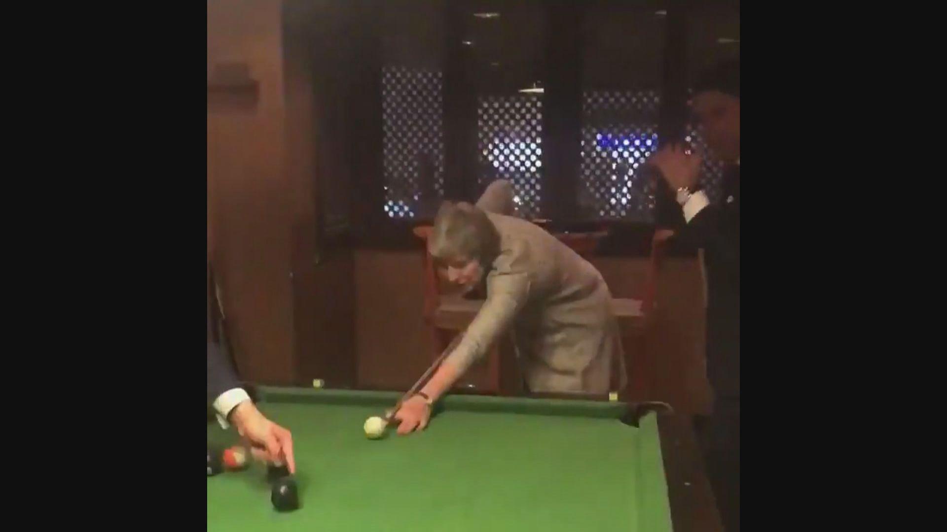 【環球薈報】文翠珊打桌球恐再淪為笑柄