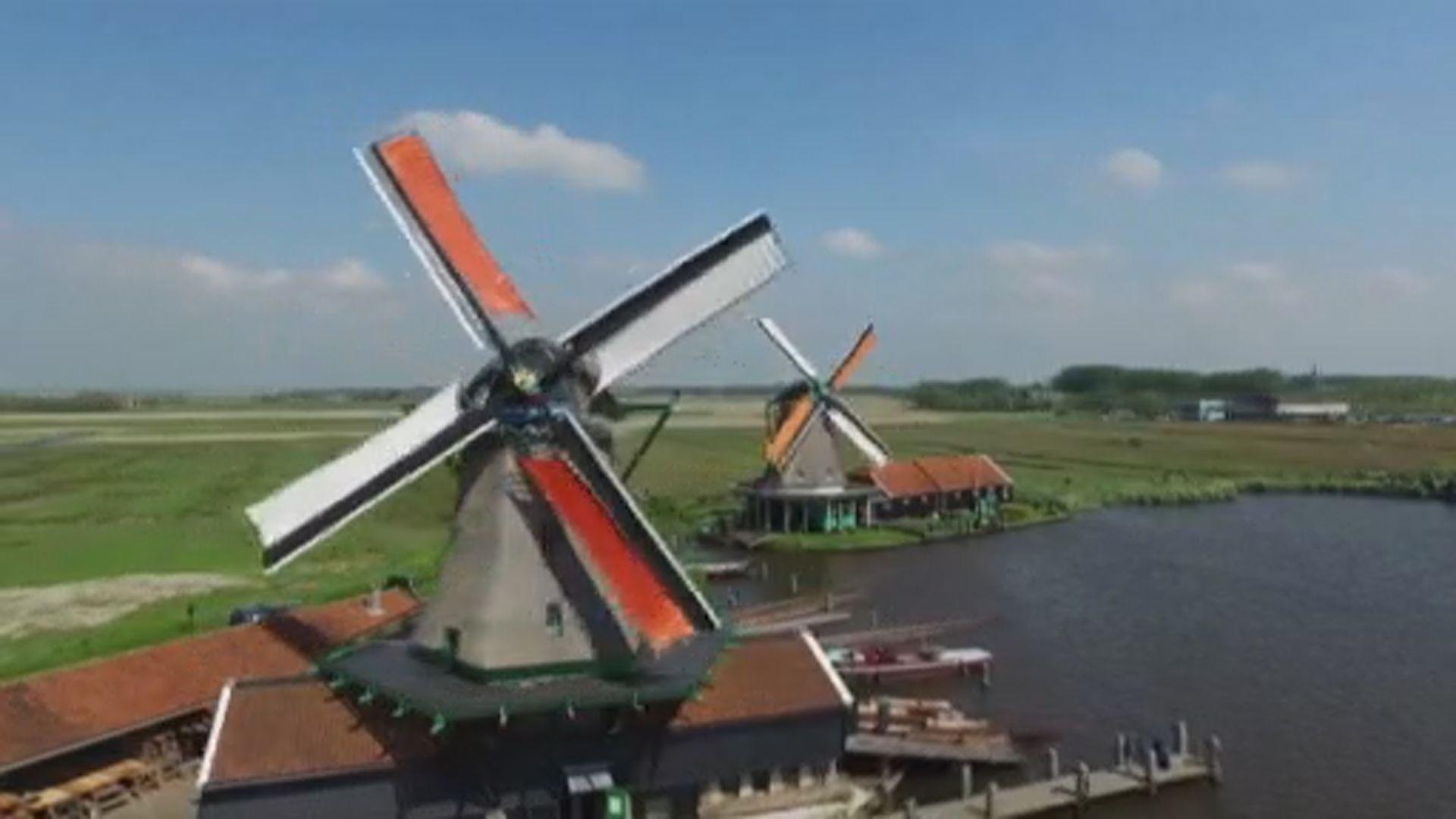 【環球薈報】荷蘭擬控制遊客流量
