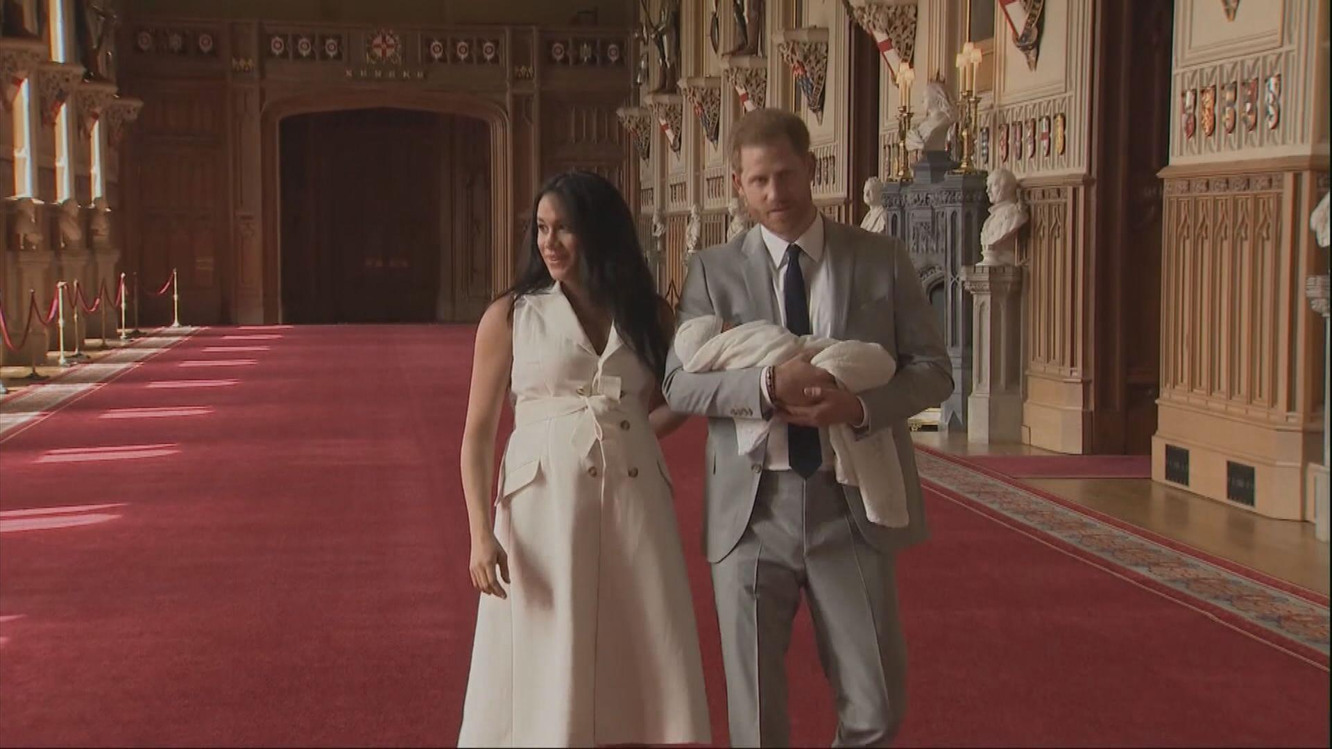 【環球薈報】「阿奇」為英國王室首次使用