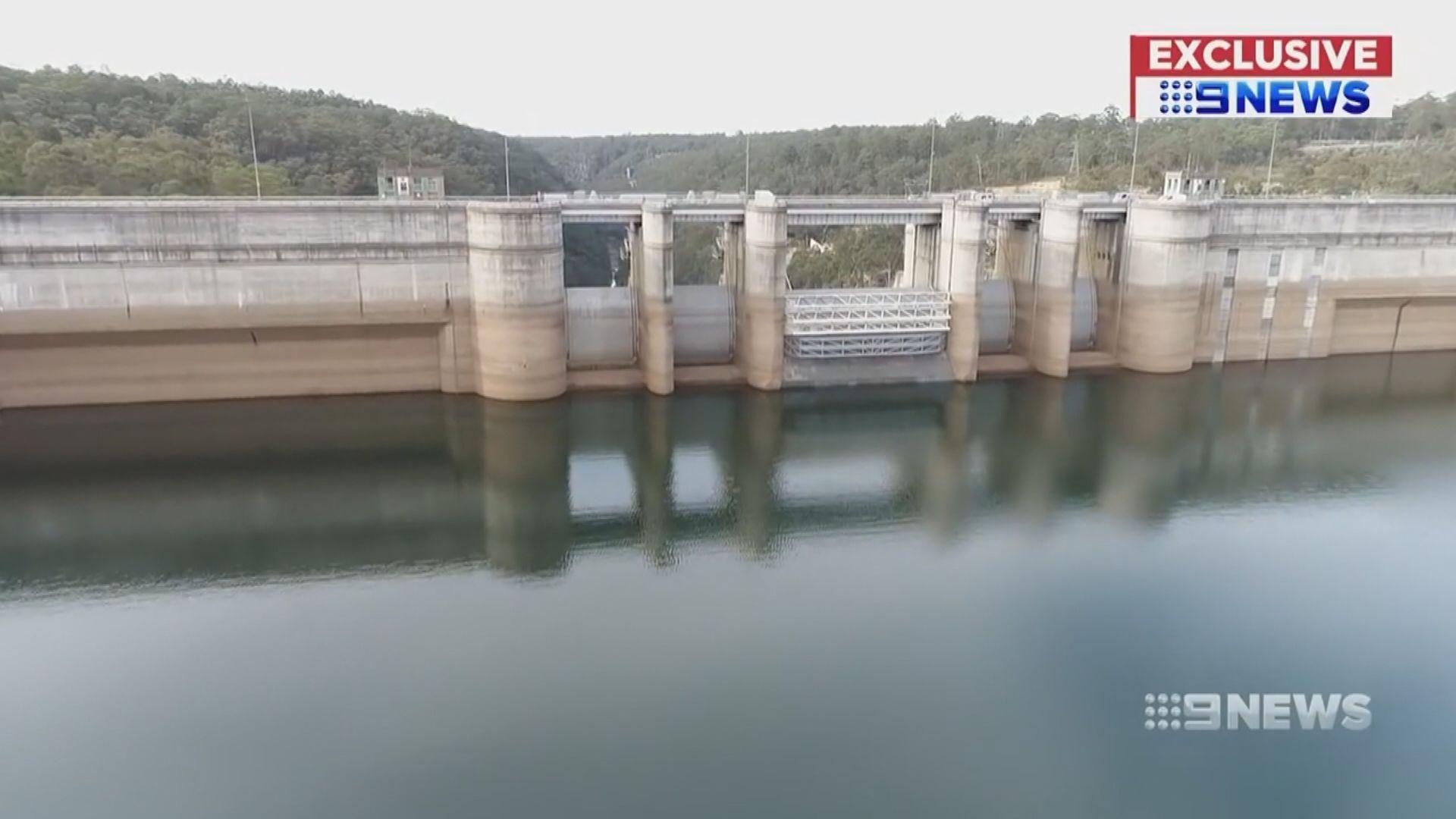 【環球薈報】悉尼十年來首次制水