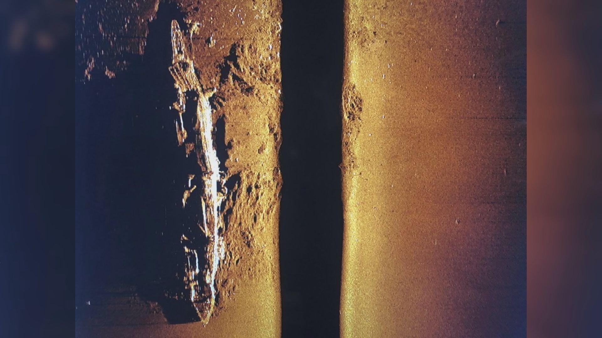 【環球薈報】赤城號殘骸在太平洋海底被發現
