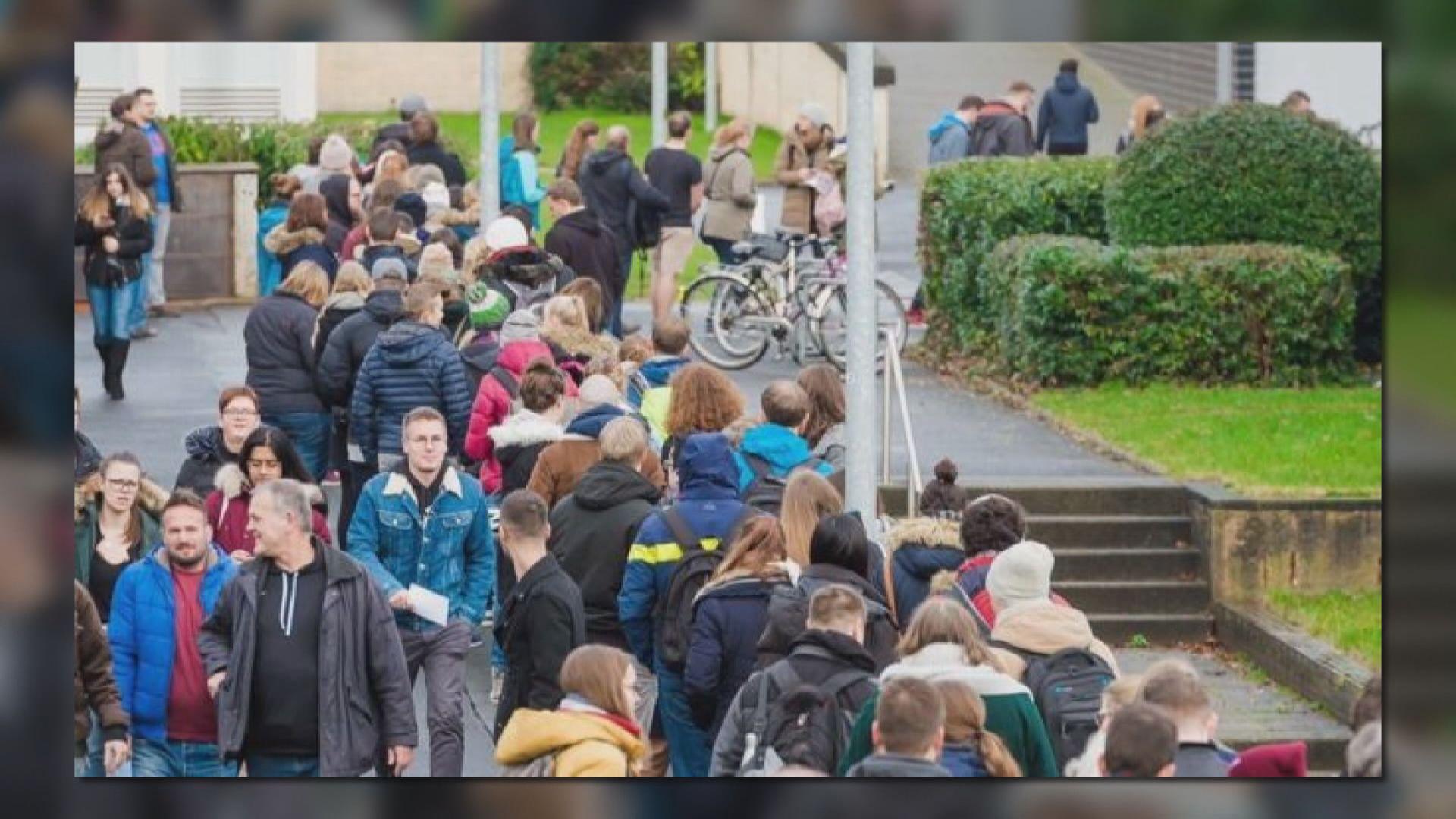 【環球薈報】德國大學遭網絡攻擊逾三萬學生排隊取新密碼
