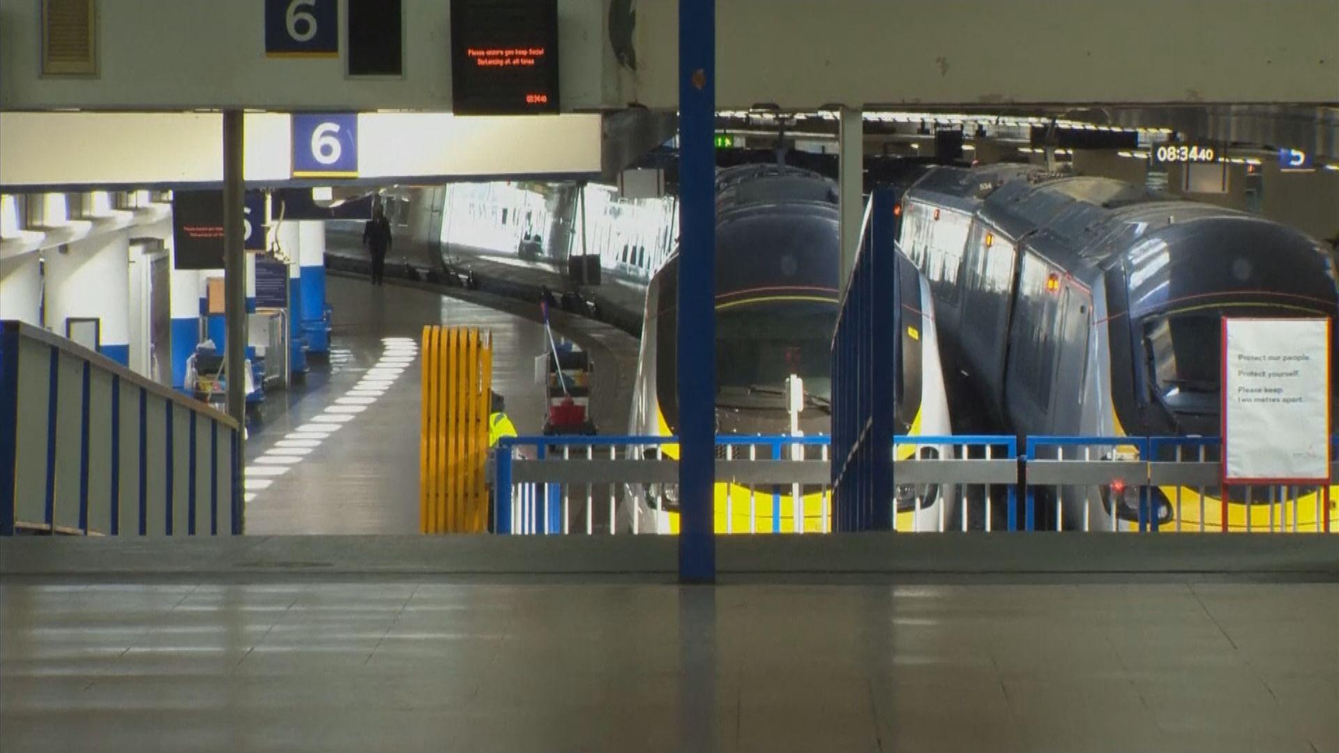 【環球薈報】英國建議成立公營部門統籌鐵路服務