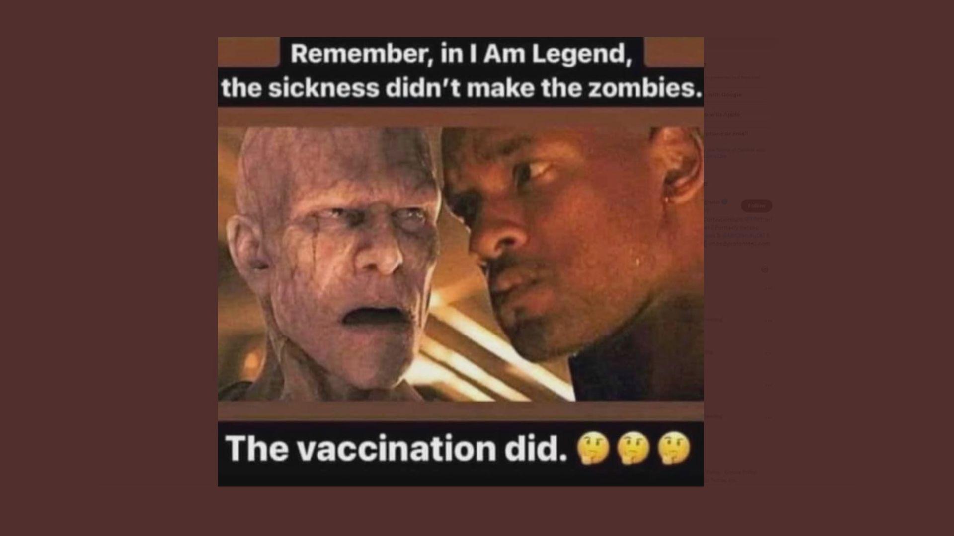 【環球薈報】《魔間傳奇》編劇回應接種疫苗後變喪屍傳聞