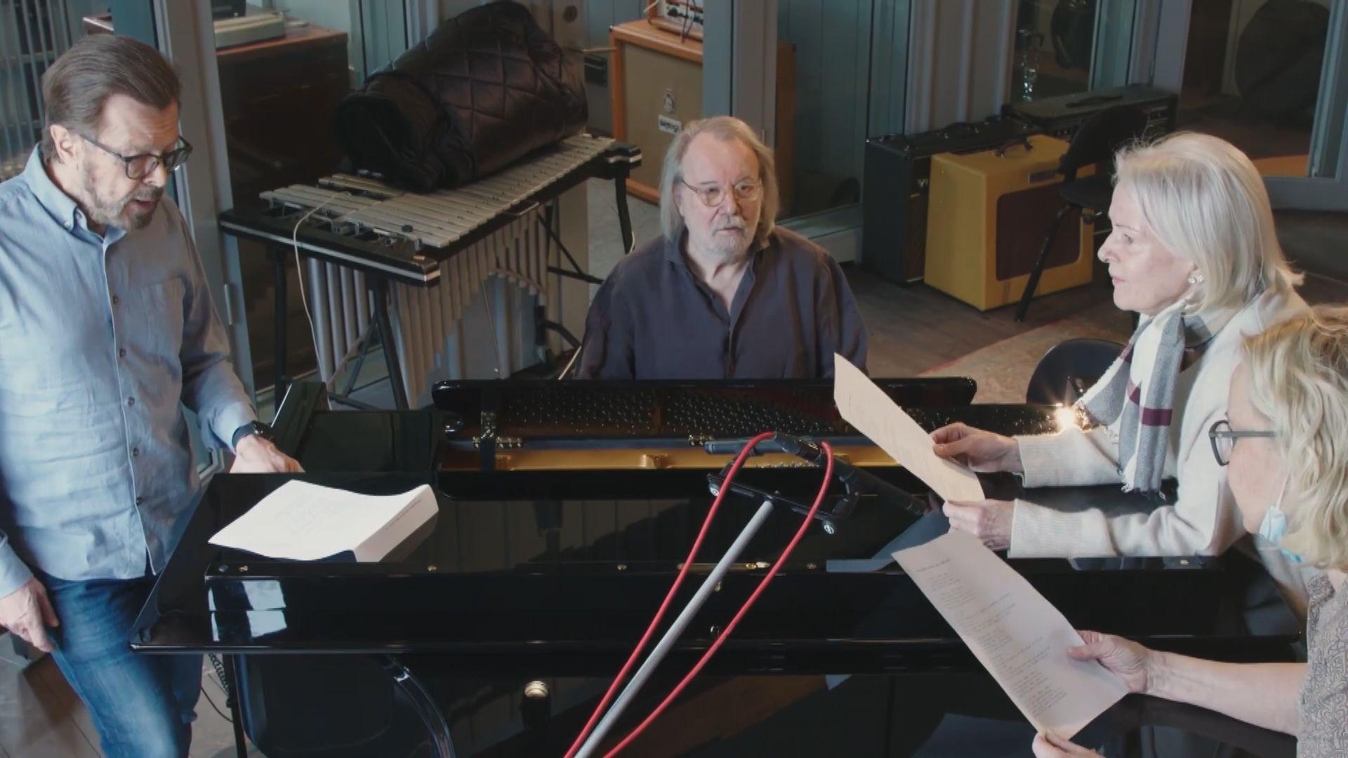 【環球薈報】殿堂級組合ABBA相隔40年再推出新碟