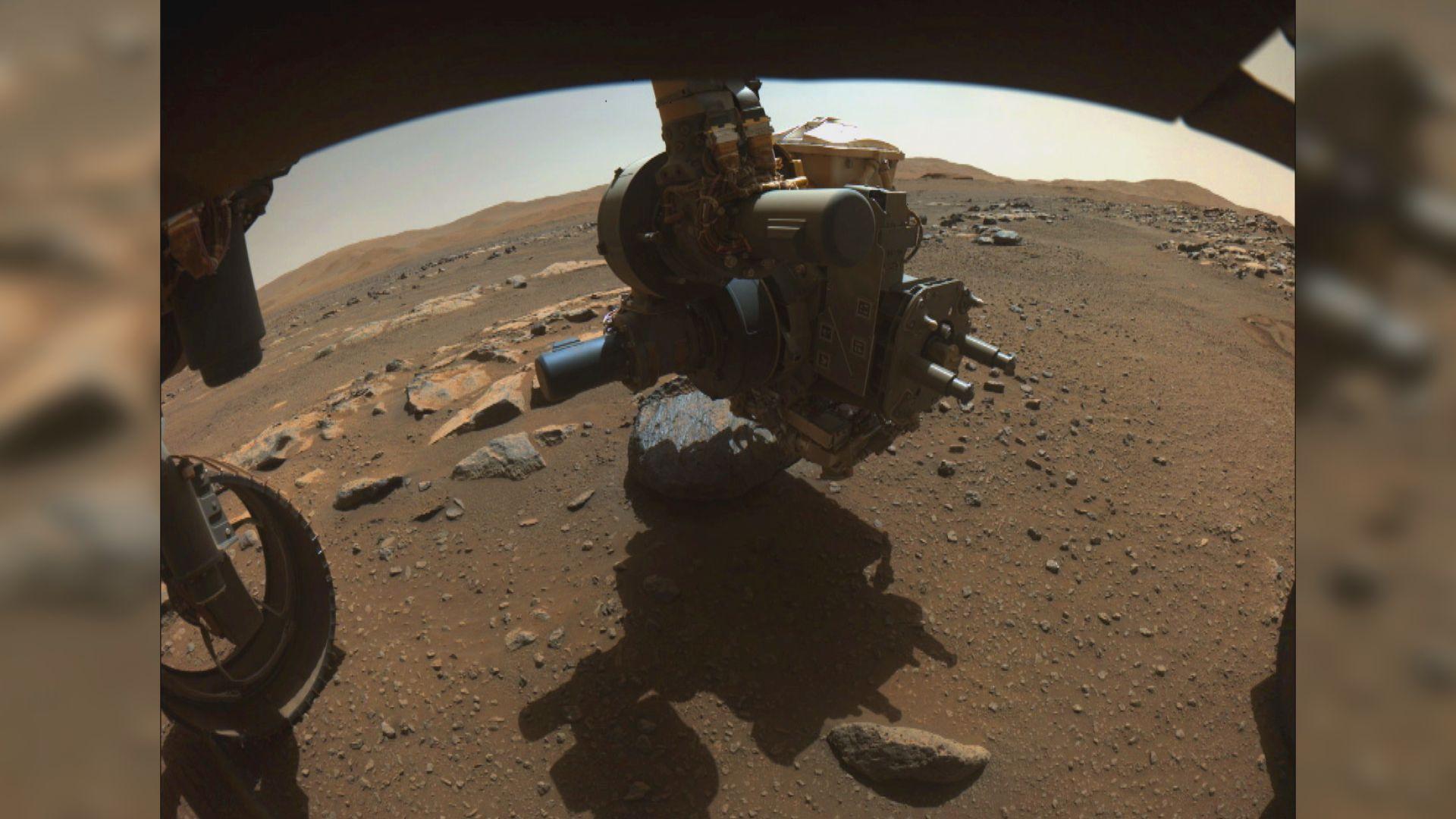 【環球薈報】NASA火星車採集岩石樣本顯示火星或曾長期有水存在