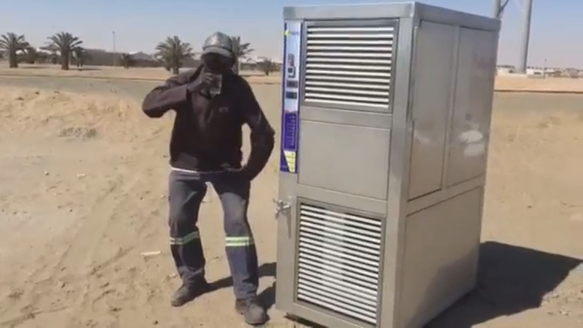 【環球薈報】克服乾燥環境 西班牙造水裝置日造5000公升食水
