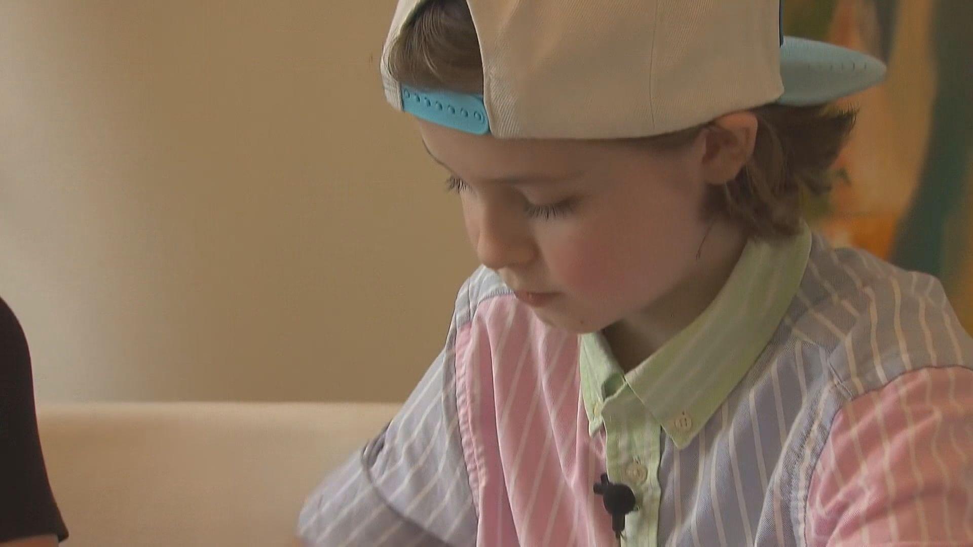 【環球薈報】比利時九歲神童將完成大學學士課程