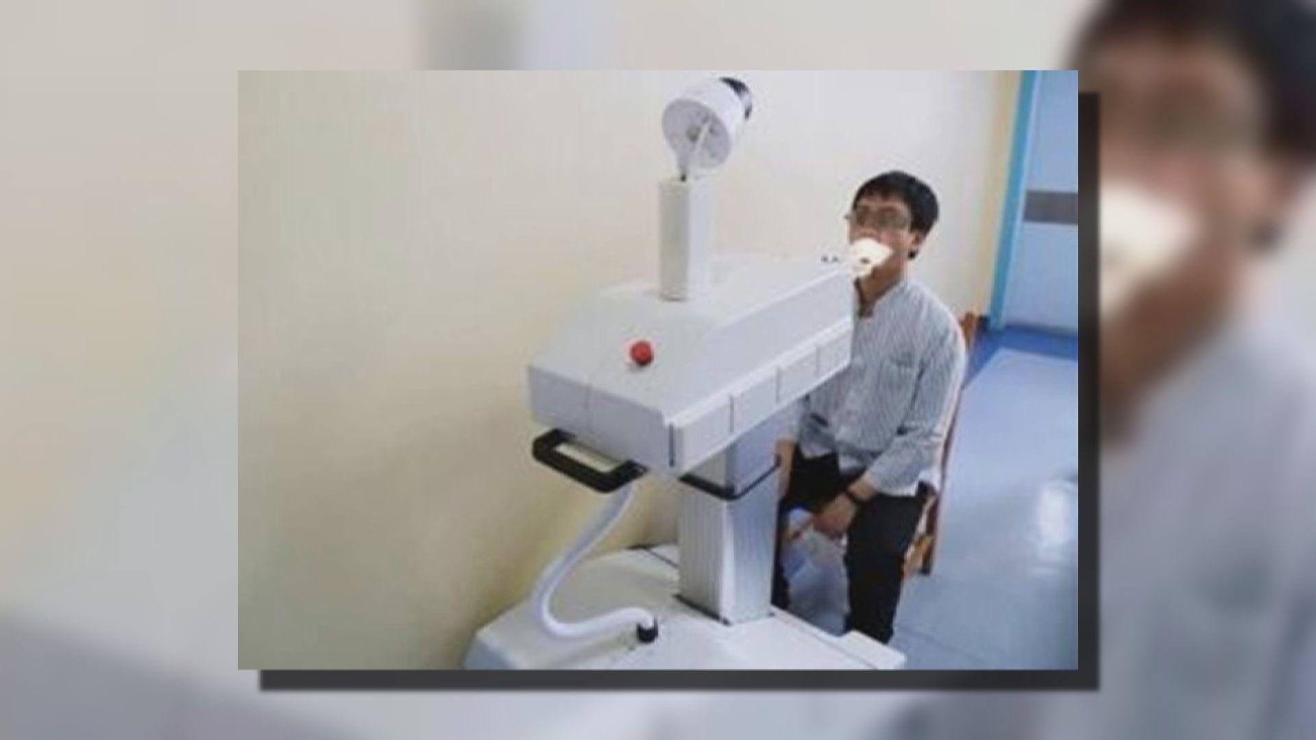 【環球薈報】鍾南山團隊開發智能機械人 咽拭子採集質量不遜於人工
