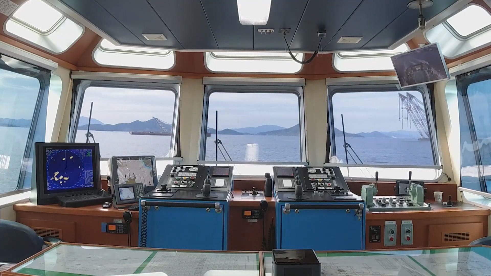【環球薈報】三星重工業無人駕駛船隻測試成功