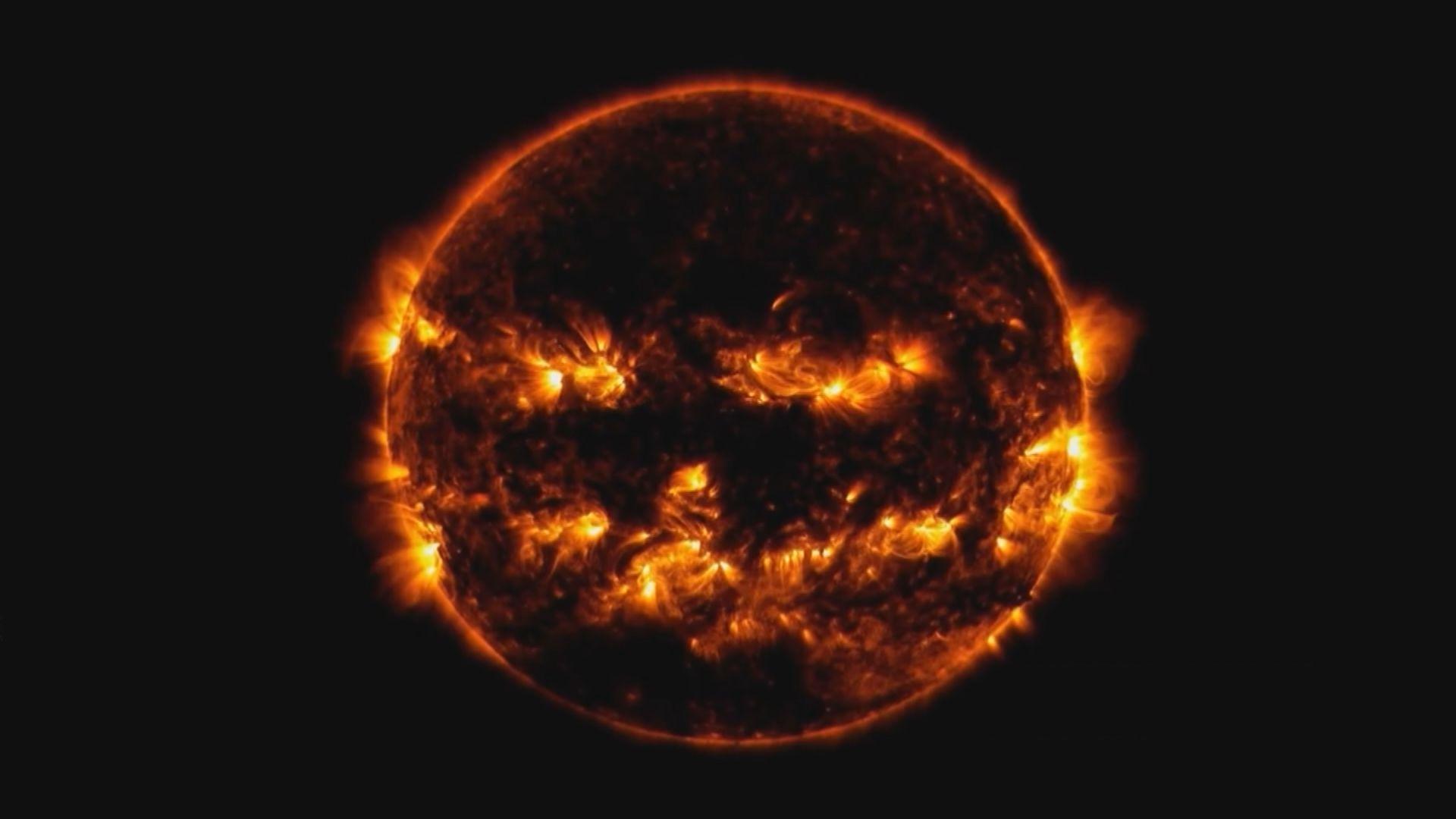 【環球薈報】發現銀河系萬聖節「南瓜燈籠」