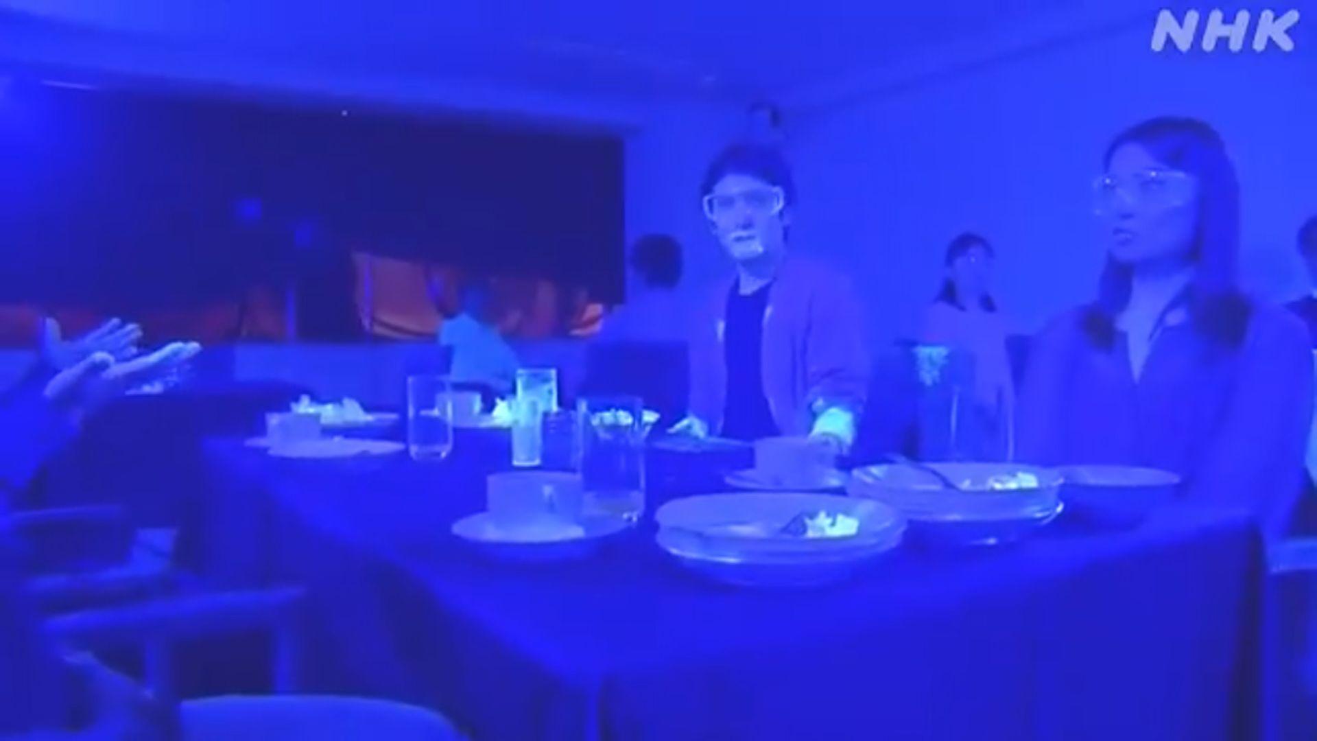 【環球薈報】日本示範自助餐「播毒」片段網上瘋傳