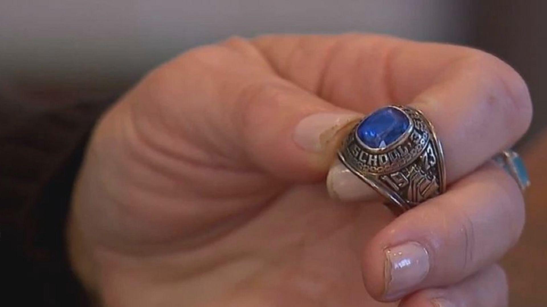 【環球薈報】美國女子遺失戒指47年後失而復得