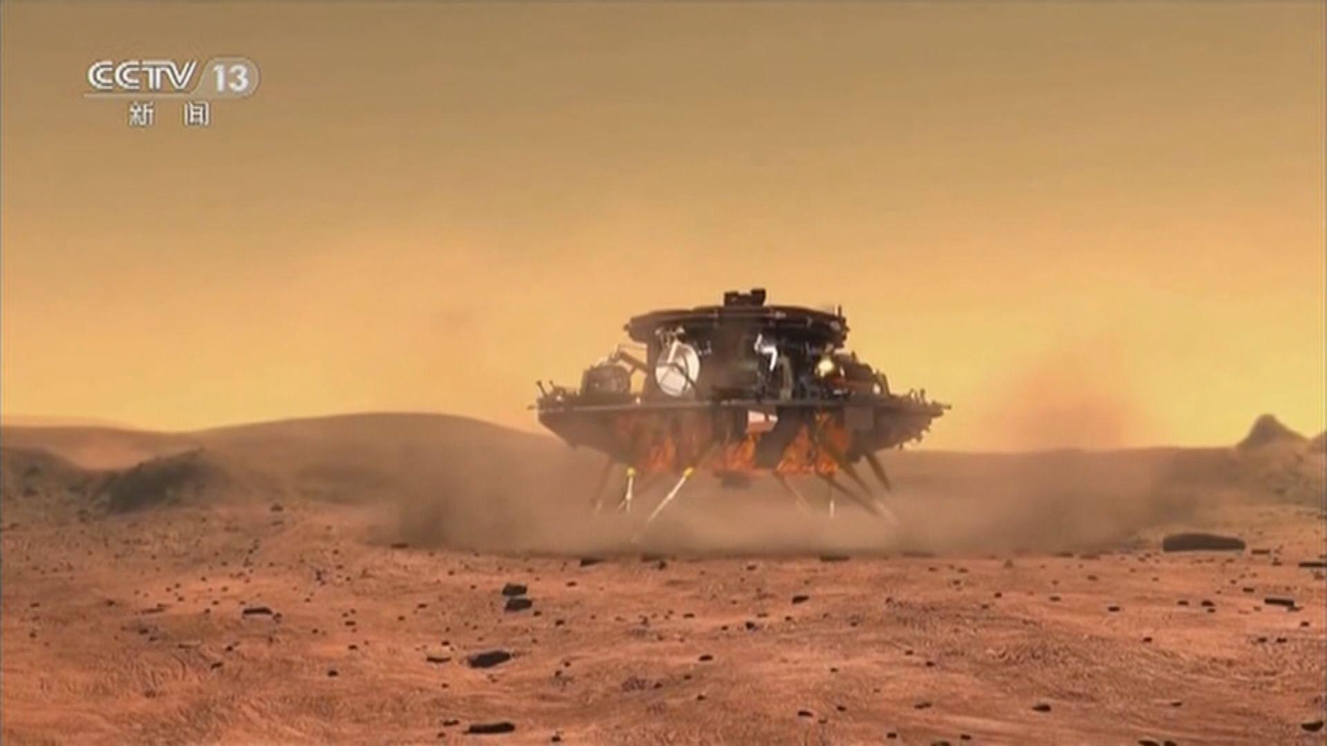 【環球薈報】中、美、阿聯酋探測器將陸續探索火星