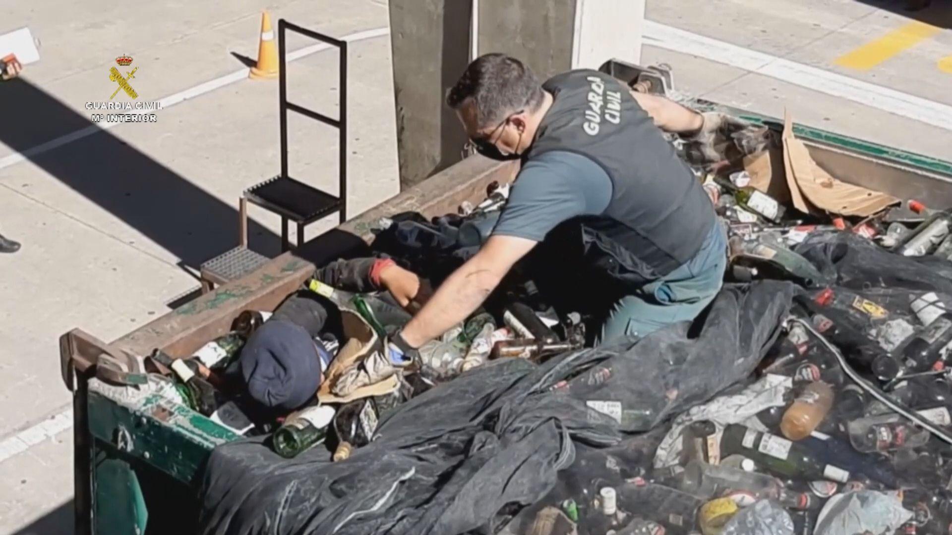 【環球薈報】偷渡客為前往歐洲藏身危險廢品貨櫃