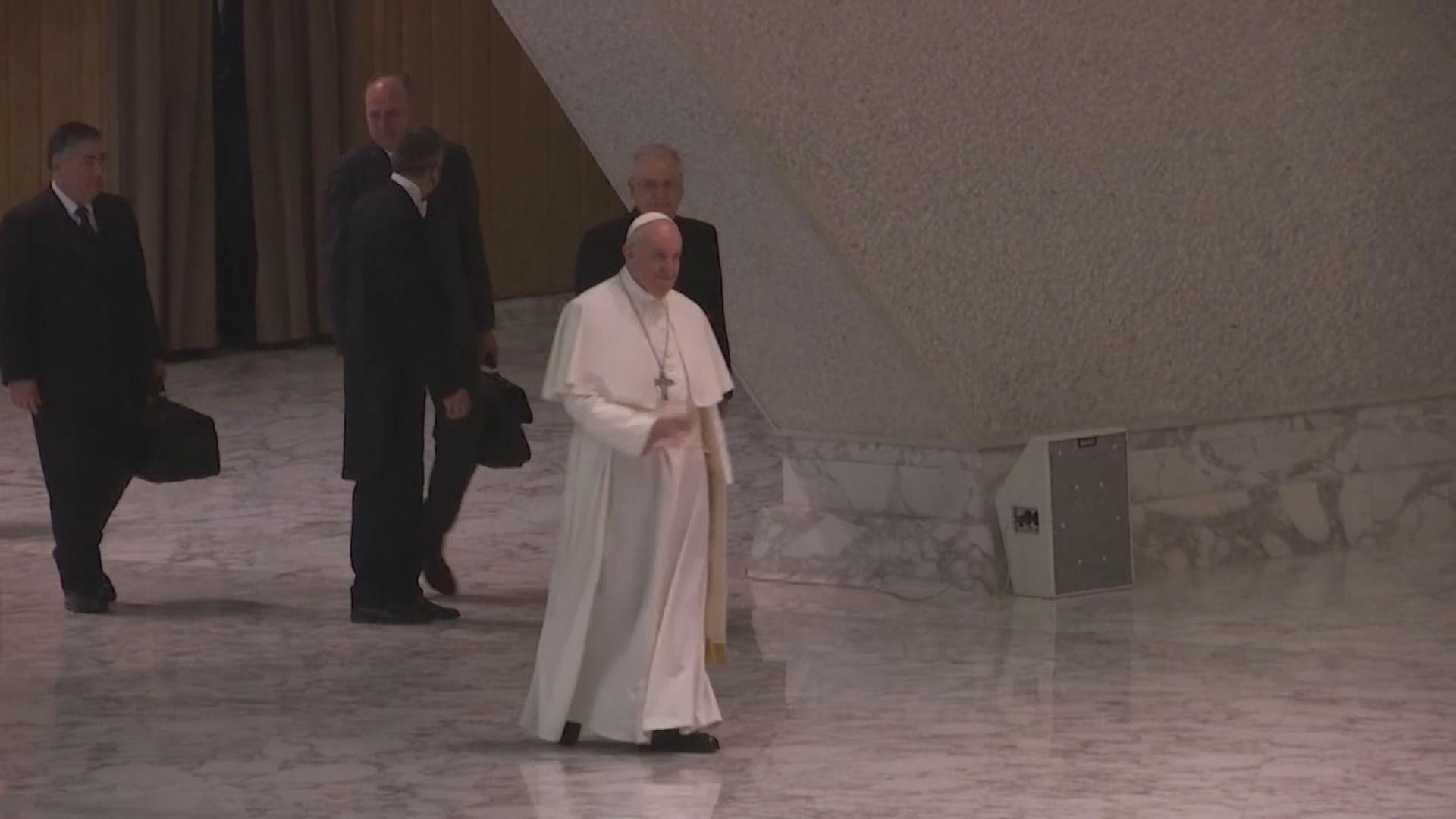 【環球薈報】教宗按讚巴西性感名模相片 要求IG解釋