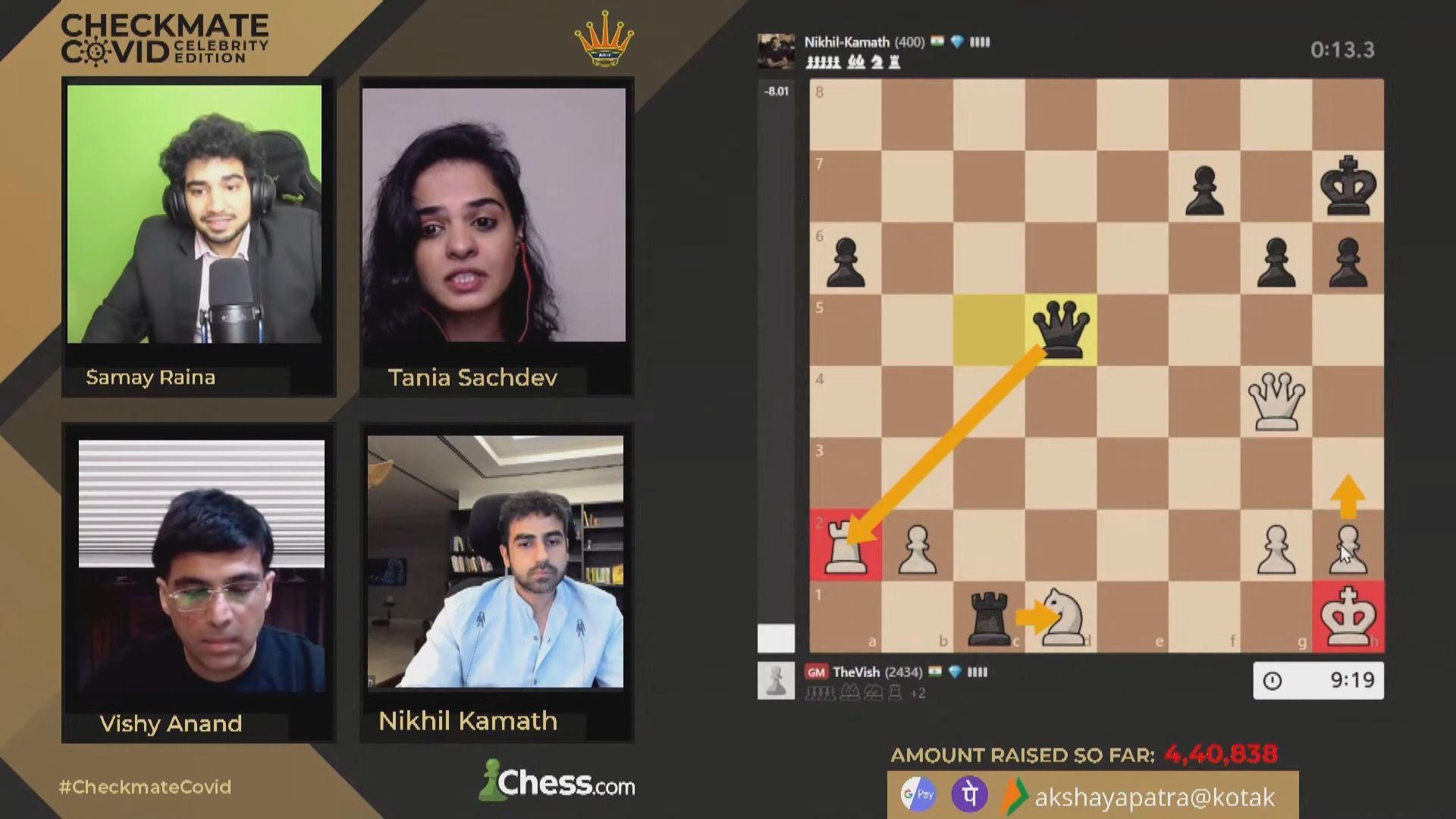 【環球薈報】五屆國際象棋世界冠軍吃敗仗 對手認作弊