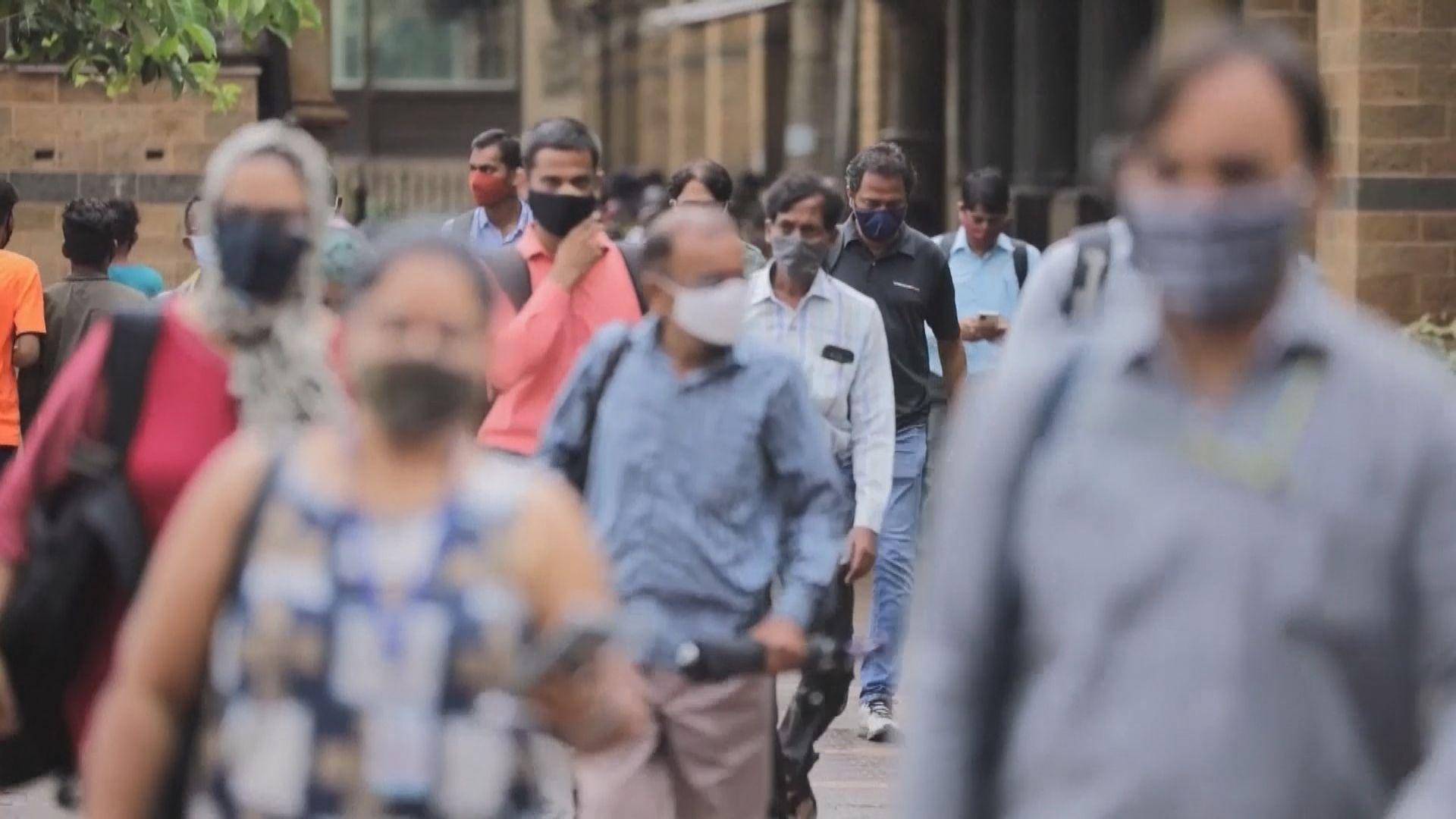 【環球薈報】印度孟買口罩令罰款總數逾六千八百萬港元