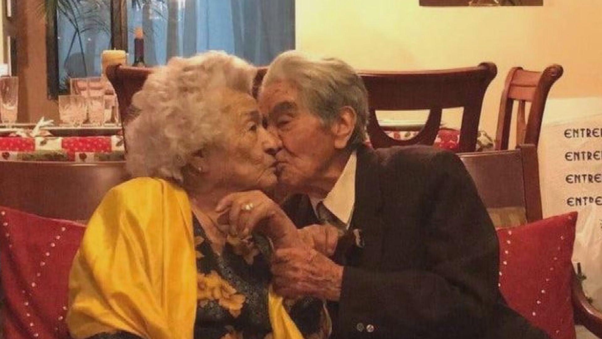 【環球薈報】年過百歲厄瓜多爾夫婦獲確認在世結婚最長