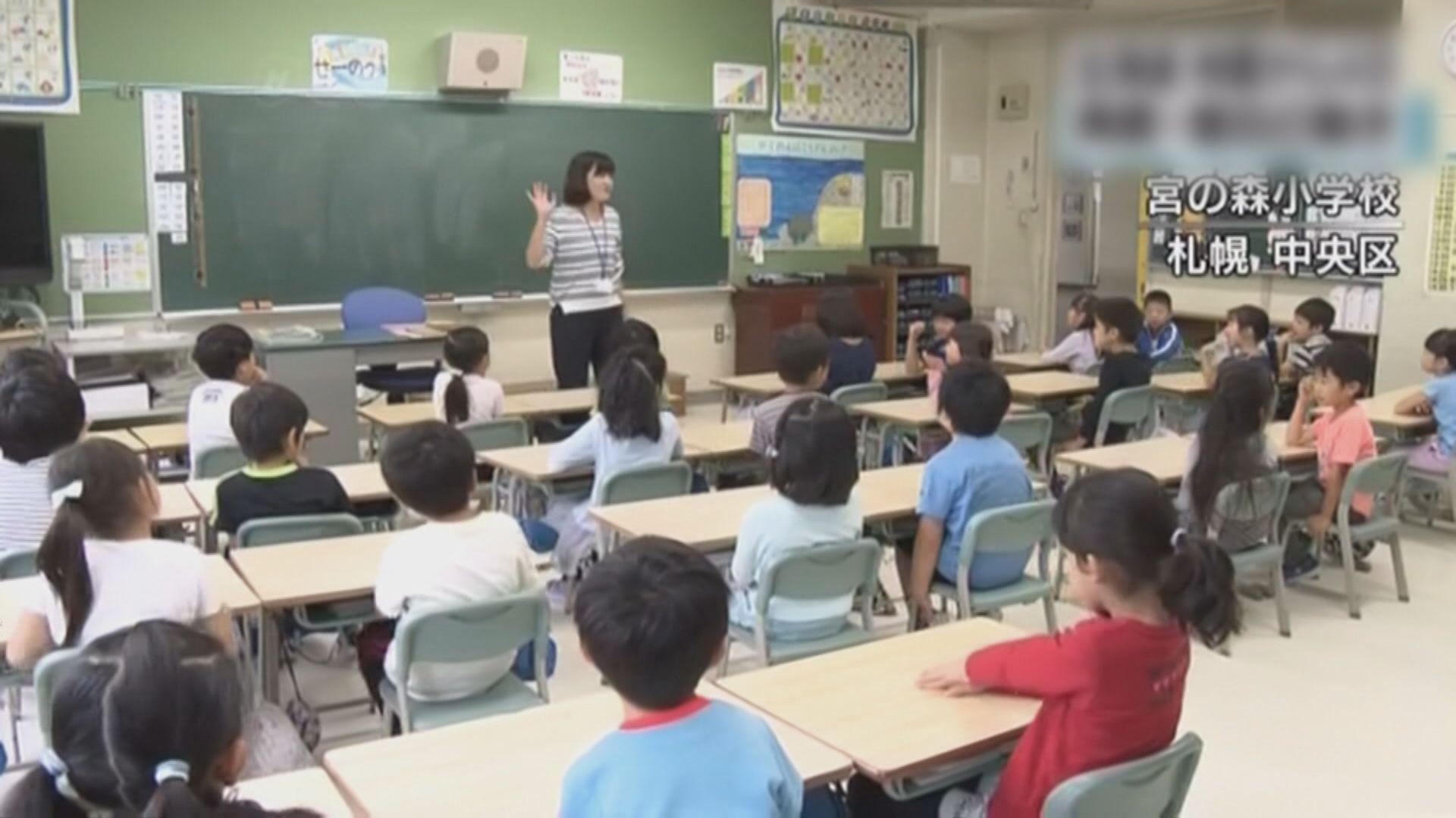 【環球薈報】日本老師全球最忙碌 花較多時間於課外活動