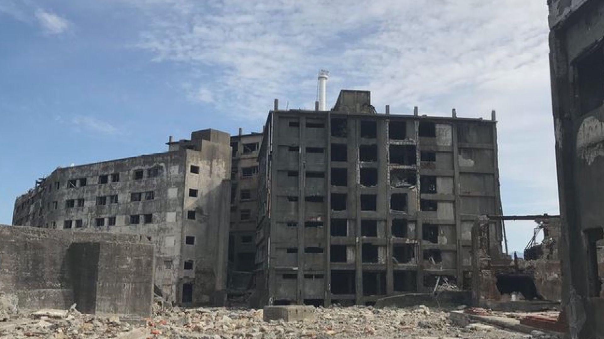 【環球薈報】日本最古老鋼筋水泥建築「30號樓」被颱風吹毀