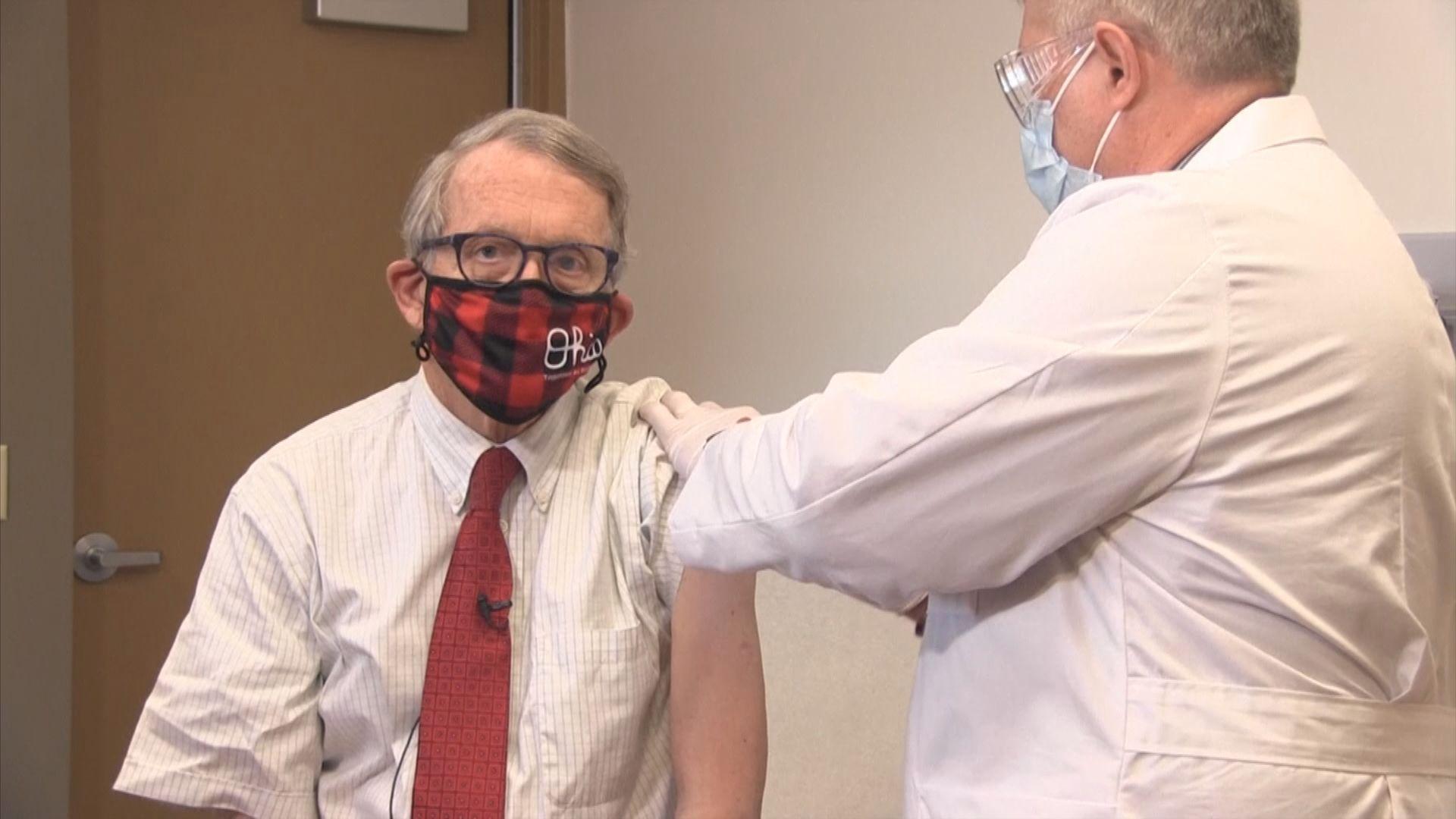 【環球薈報】美國俄亥俄州推百萬抽獎鼓勵接種疫苗