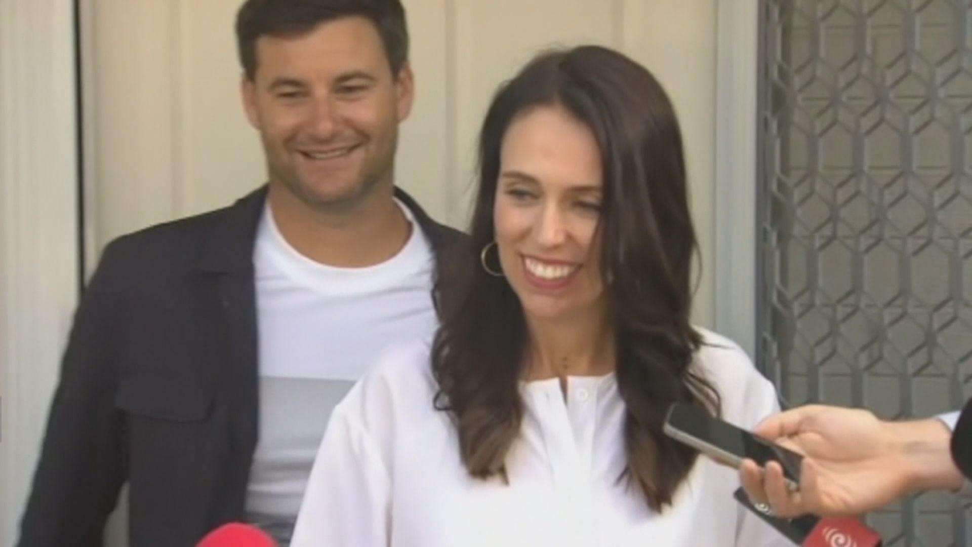 【環球薈報】訂婚兩年 新西蘭總理最快年底舉行婚禮