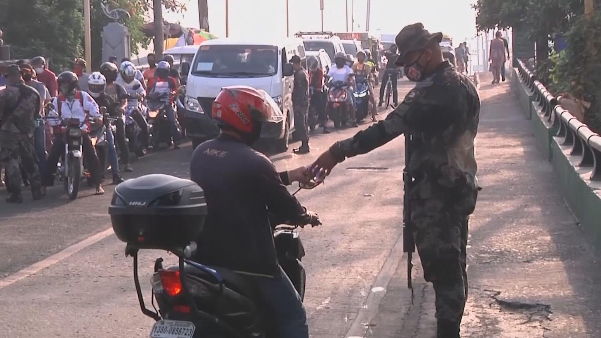 【環球薈報】菲警因疫情暫豁免警員升職體重要求