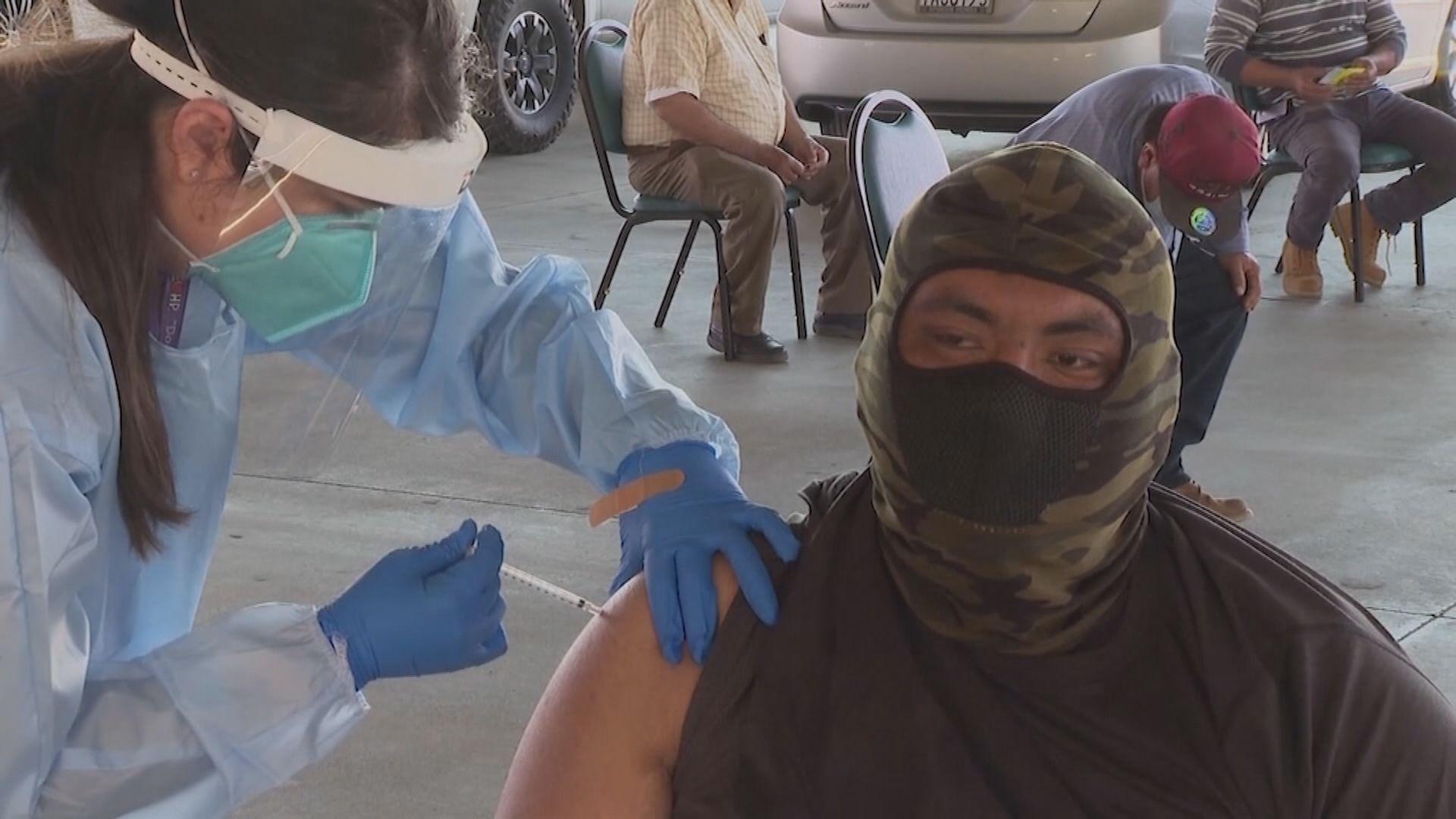 【環球薈報】福奇料疫情下美國人明年要繼續戴口罩