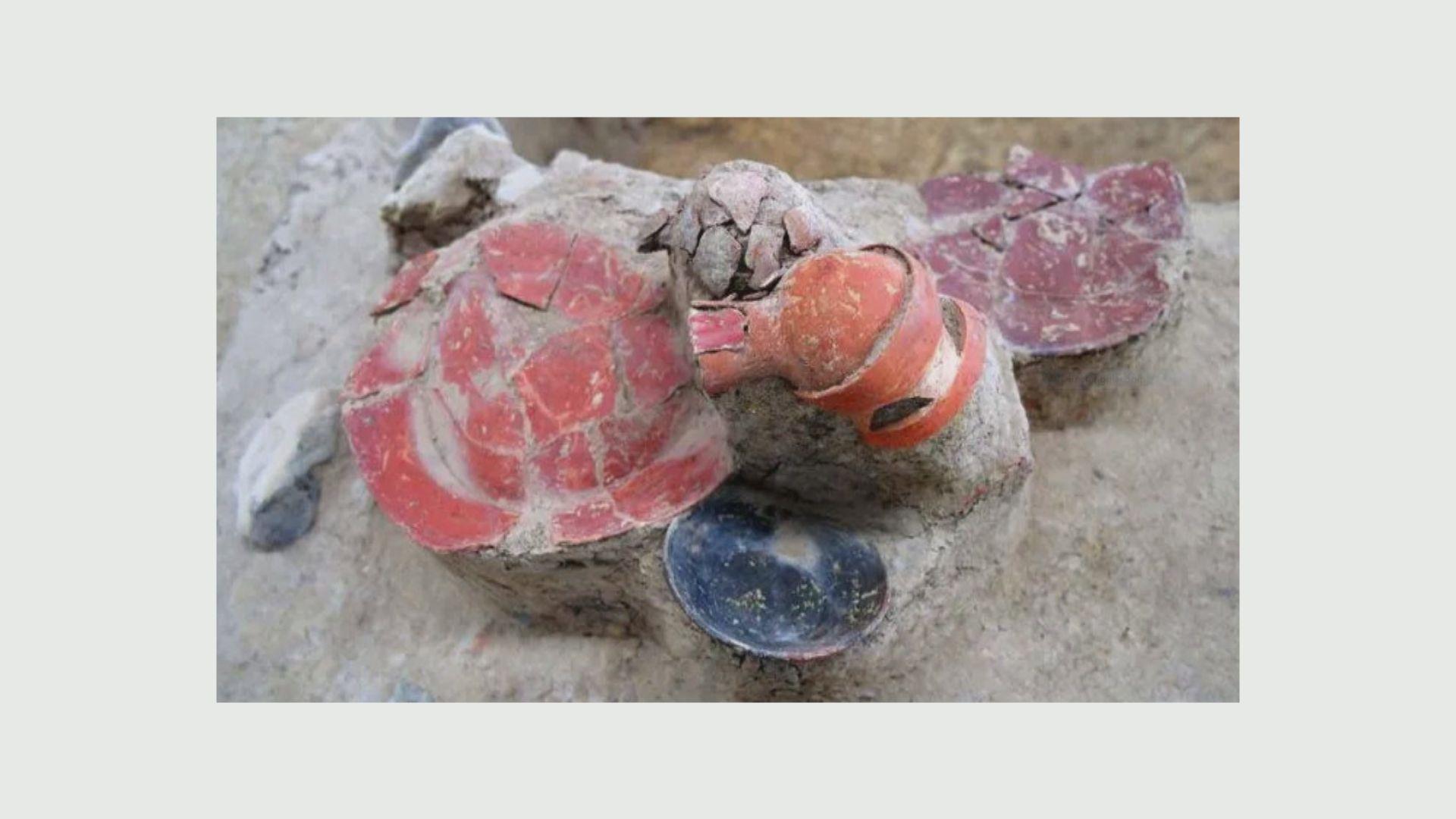【環球薈報】浙江義烏遺址出土陶器發現中國南方人九千年前喝啤酒證據