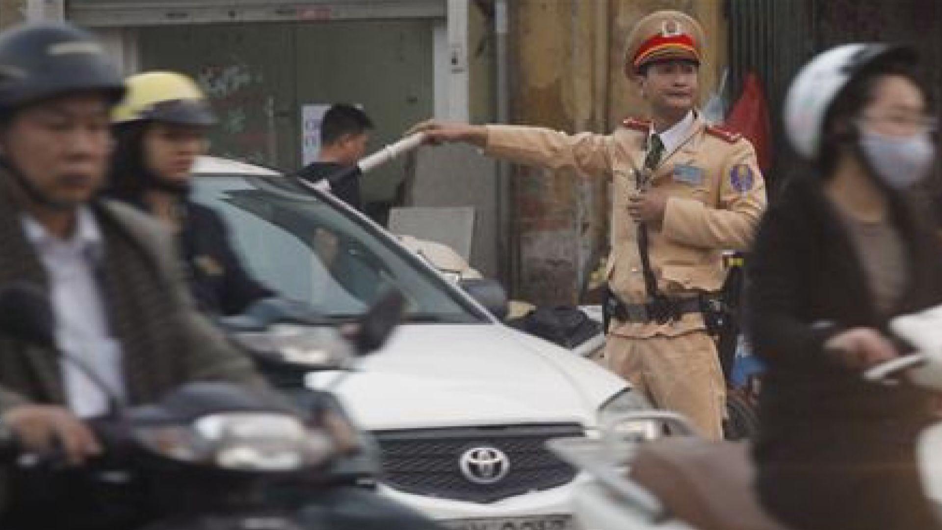【環球薈報】越南新措施容許民眾拍攝交警執勤情況