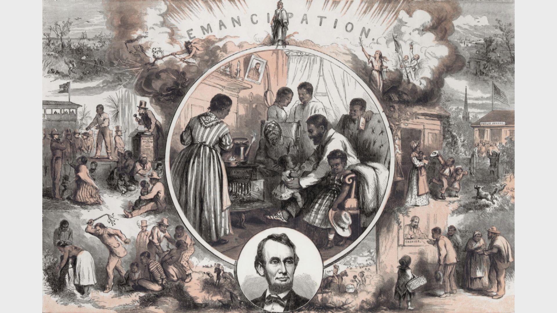 【環球薈報】美國會通過六月紀念解放黑奴節作聯邦假期
