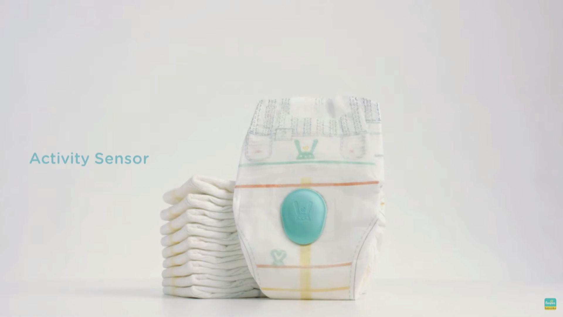 【環球薈報】美國即將推出全新智能紙尿片