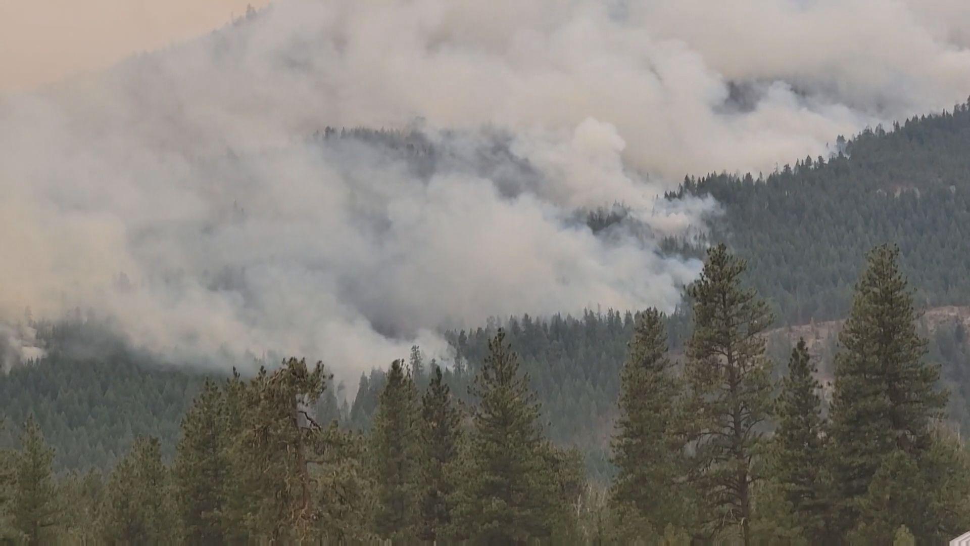 【環球薈報】山火煙霧造成空氣污染 美國小鎮獲贈二千部空氣清新機