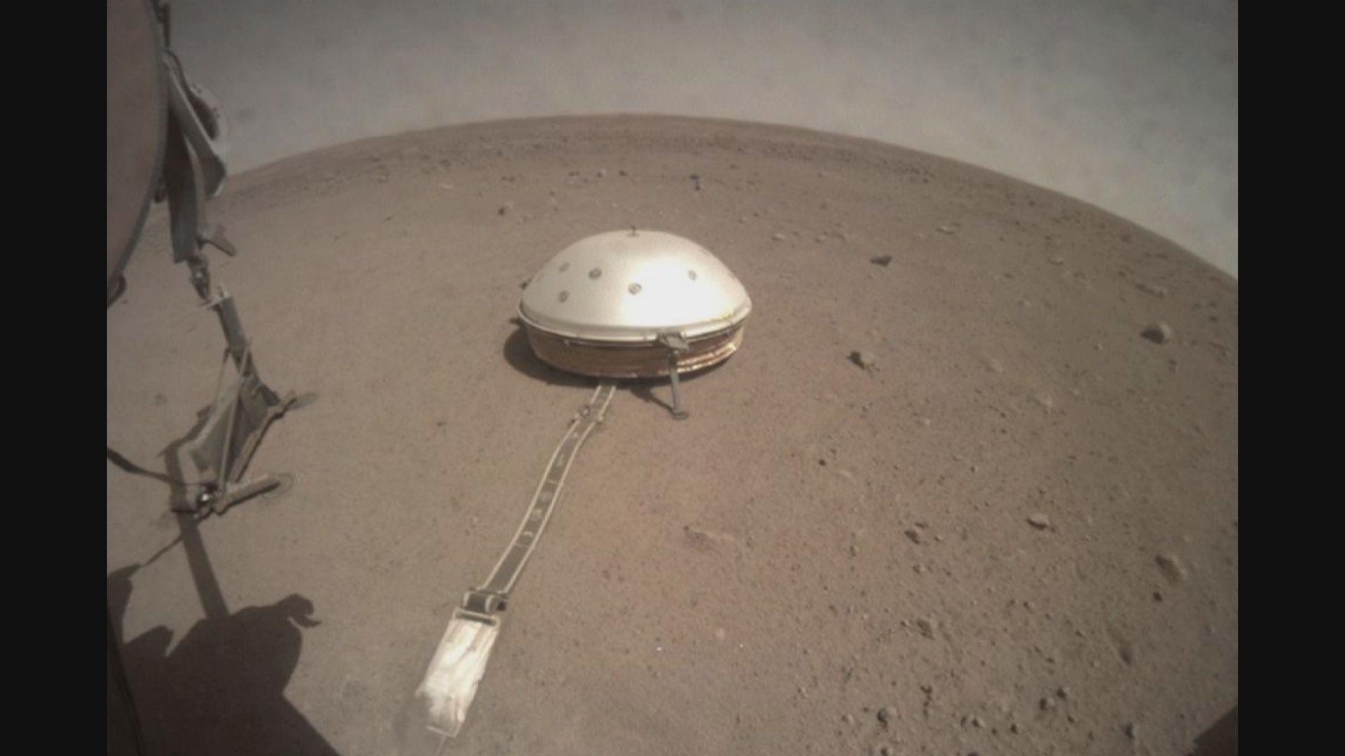 【環球薈報】科學家首次公開火星內部結構