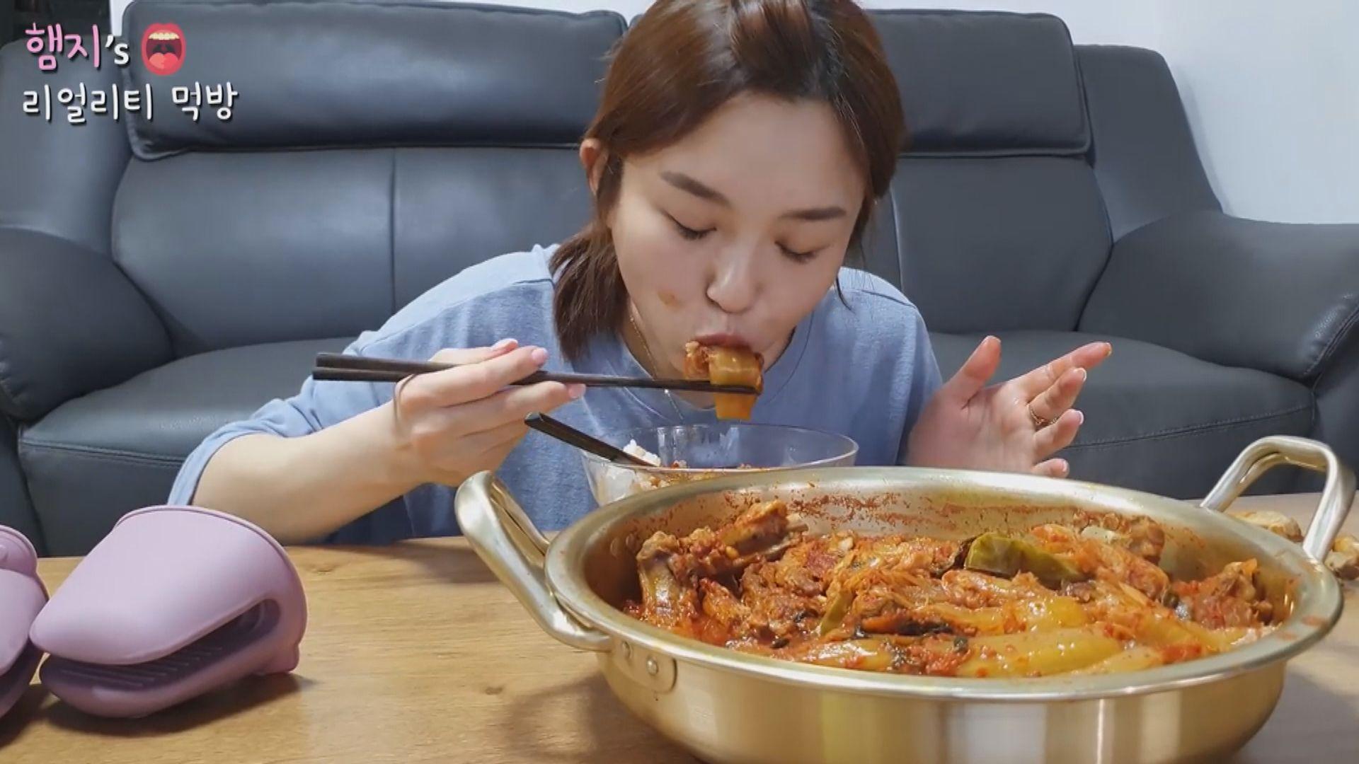 【環球薈報】南韓吃播主讚好影片留言被指「辱華」