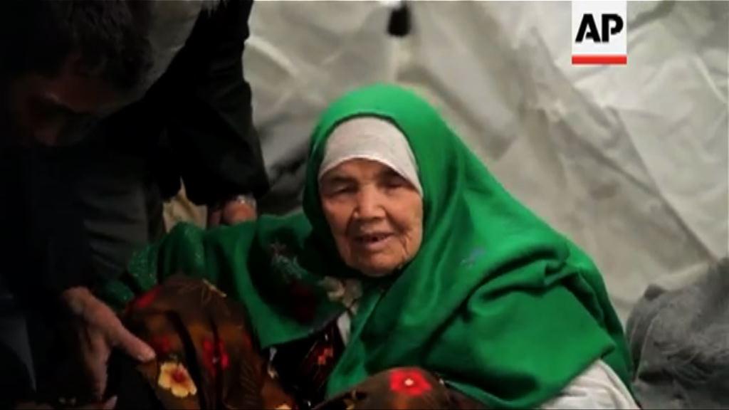 【環球薈報】106歲婦難民申請遭瑞典拒絕