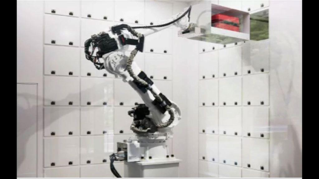 【環球薈報】機械人可為英國每年省26億鎊