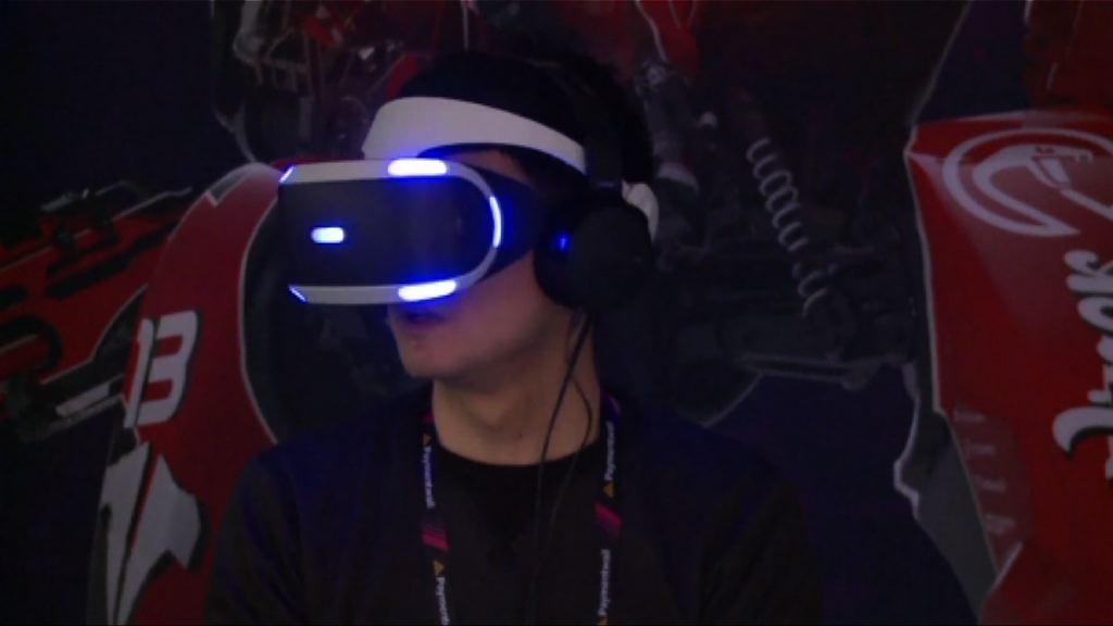 【環球薈報】虛擬實境助面癱患者進行治療
