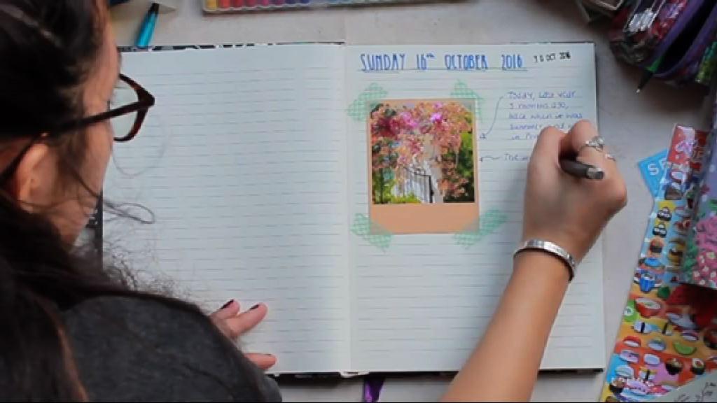 【環球薈報】研究指寫日記改善生理心理質素