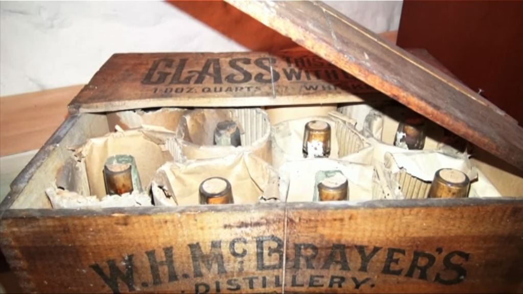 【環球薈報】美博物館發現逾200年歷史紅酒