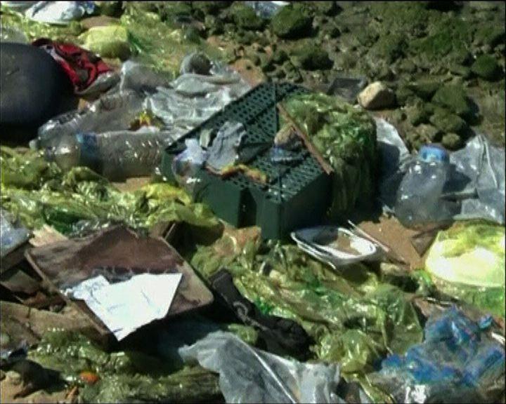 【環球薈報】有指中國排放最多塑膠垃圾入海
