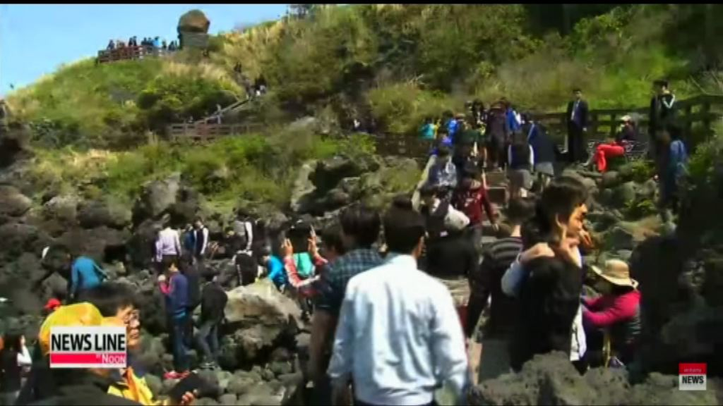 【環球薈報】中國限韓令濟州島遊客不減反增