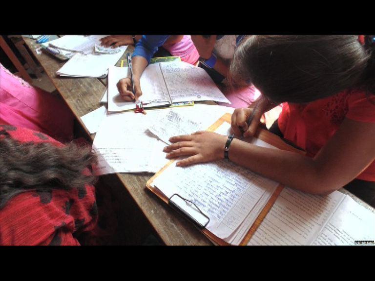 【環球薈報】印度家長學生大規模作弊成風