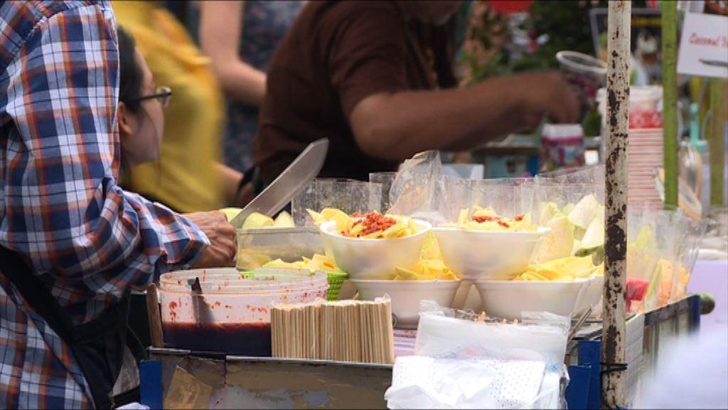 【環球薈報】泰旅遊部長否認會禁絕街頭攤檔