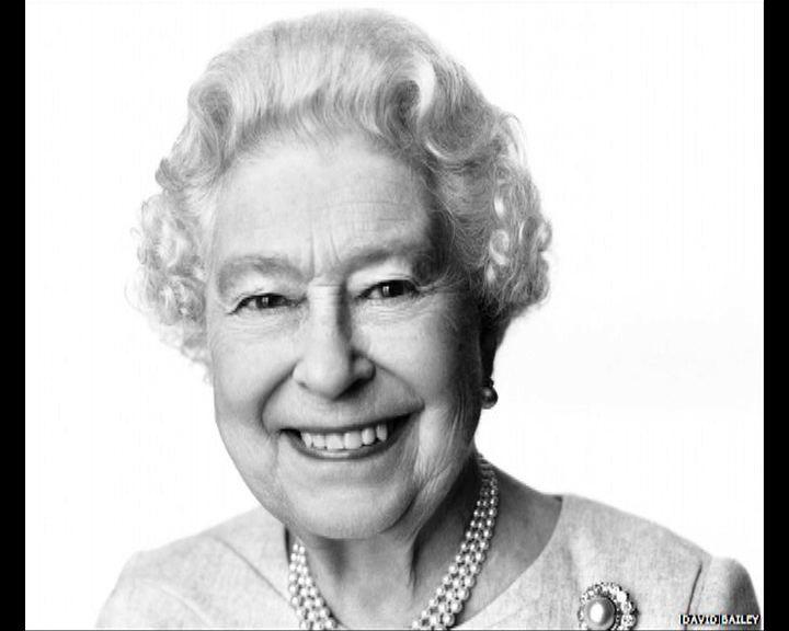 【環球薈報】英女王拍新肖像迎88歲壽辰