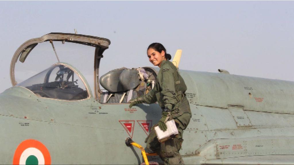 【環球薈報】印度誕生首名女性戰機機師