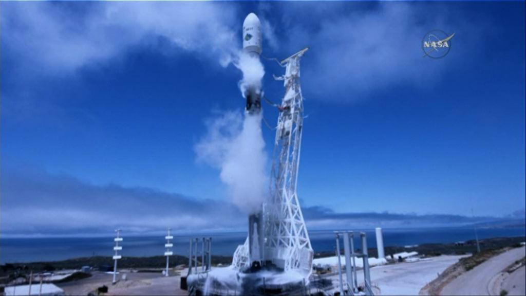 【環球薈報】獵鷹9號載測量氣候實驗雙衛星升空