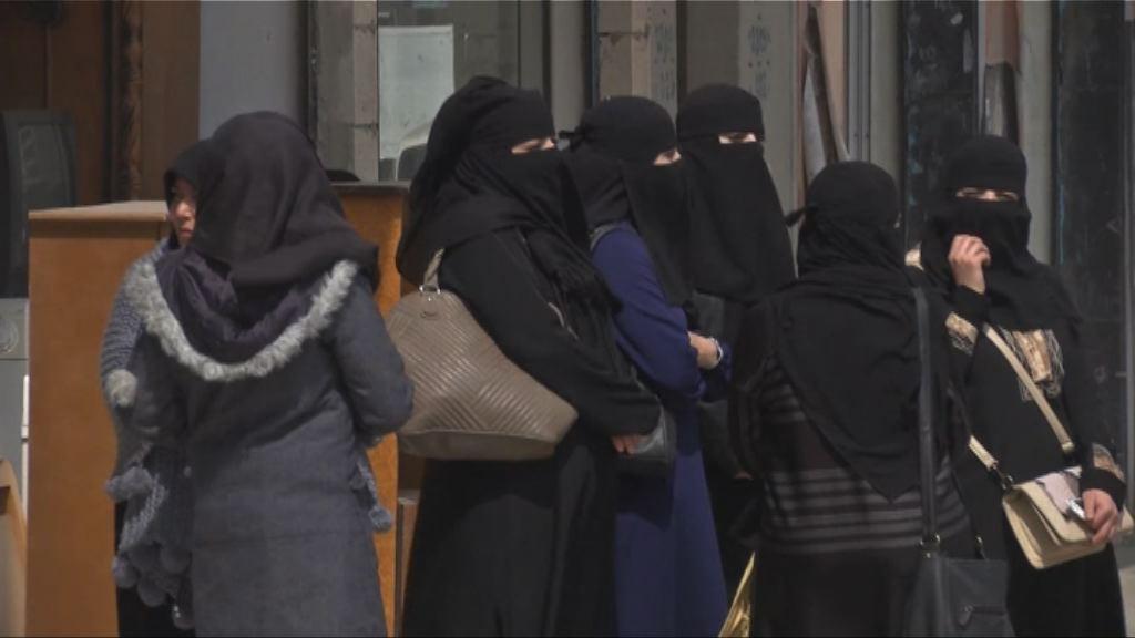 【環球薈報】穆斯林戴黑頭巾被指像恐怖分子